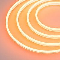 Гибкий неон GALAXY-1206-5000CFS-2835-100 12V Amber (12x6mm, 12W, IP67) (arlight, 12 Вт/м, IP67)