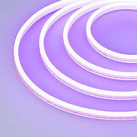 Гибкий неон GALAXY-1206-5000CFS-2835-100 12V Purple (12x6mm, 12W, IP67) (arlight, 12 Вт/м, IP67)