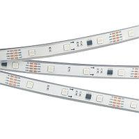 Светодиодная лента SPI-5000PGS-5060-30 12V Cx3 RGB-Auto (12mm, 6.5W/m, IP67) (arlight, Закрытый, IP67)