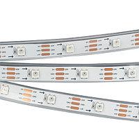 Светодиодная лента SPI-5000P-AM 5V RGB (5060, 150 LED x1, 2812) (arlight, Закрытый, IP66)
