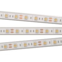 Светодиодная лента RTW 2-5000PW 12V White6000 2x (5060, 300 LED, LUX) (Arlight, 14.4 Вт/м, IP66)