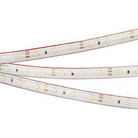 Светодиодная лента RTW 2-5000PS 12V Warm2700 (3528, 300 LED, LUX) (arlight, 4.8 Вт/м, IP67)