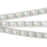 Светодиодная лента SPI-5000P-RAM-5060-60 12V Cx1 RGB-Auto (12mm, 8W/m, IP66) (arlight, Закрытый, IP66)