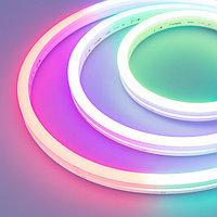Герметичная лента DMX MOONLIGHT-5000S-SIDE-5060-84-24V RGB (12х17mm, 18W, IP67) (arlight, 18 Вт/м, IP67)