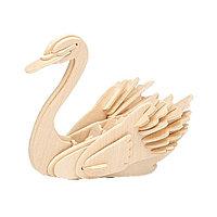 3D Конструктор - модель Лебедь