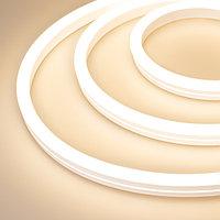 Герметичная лента MOONLIGHT-5000S-SIDE-2835-120-24V Warm (12х24mm, 10W, IP68) (arlight, -)