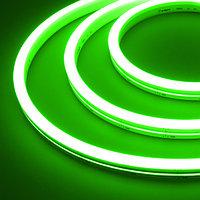 Гибкий неон ARL-MOONLIGHT-1712-SIDE 24V Green (arlight, 8 Вт/м, IP67)