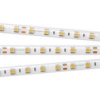 Светодиодная лента RTW 2-5000SE 24V Warm 2x (5060, 300 LED, LUX) (arlight, 14.4 Вт/м, IP65)
