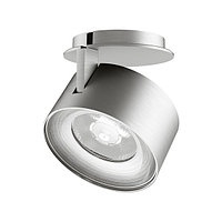 Модуль светодиодный PLURIO-LAMP-R77-9W Warm3000 (NI, 36 deg, 2-2, 38V, 200mA) (arlight, Металл)