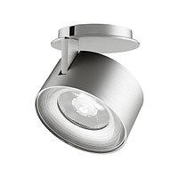 Модуль светодиодный PLURIO-LAMP-R77-9W Day4000 (NI, 36 deg, 2-2, 38V, 200mA) (arlight, Металл)