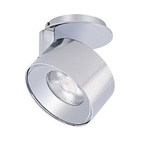 Модуль светодиодный PLURIO-LAMP-R77-9W Warm3000 (CHR, 36 deg, 2-2, 38V, 200mA) (arlight, Металл)