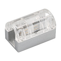 Соединитель прямой ARL-CLEAR-U15-Line (26x15mm) (arlight, Металл)