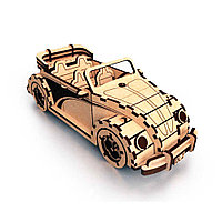 3D Конструктор - модель Машина Volkswagen Beetle