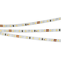 Светодиодная лента MICROLED-5000L 24V White6000 4mm (2216, 120 LED/m, LUX) (arlight, 5.4 Вт/м, IP20)