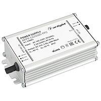 Блок питания ARPV-LG24060-PFC (24V, 2.5A, 60W) (Arlight, IP67 Металл, 5 лет)
