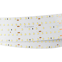 Светодиодная лента S2-2500 24V White 6000K 59mm (2835, 420 LED/m, LUX) (arlight, 30 Вт/м, IP20)