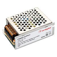 Блок питания ARS-35-24 (24V, 1.5A, 35W) (Arlight, IP20 Сетка, 2 года)