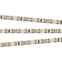 Светодиодная лента RT 2-5000 12V Warm3000 5mm 2x (3528, 600 LED, LUX) (arlight, 9.6 Вт/м, IP20)