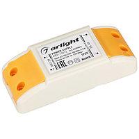 Блок питания ARV-12012 (12V, 1A, 12W) (Arlight, IP20 Пластик, 2 года)