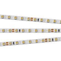 Светодиодная лента RT 2-5000 24V Cool 8K 5mm 2x (3528, 600 LED, LUX) (arlight, 9.6 Вт/м, IP20)