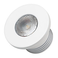 Светодиодный светильник LTM-R35WH 1W Warm White 30deg (arlight, IP40 Металл, 3 года)