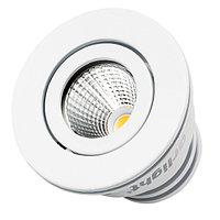 Светодиодный светильник LTM-R50WH 5W Day White 25deg (arlight, IP40 Металл, 3 года)