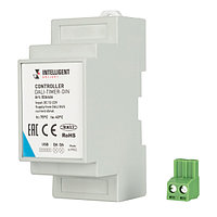 INTELLIGENT ARLIGHT Контроллер DALI-TIMER-DIN (DALI-BUS, RTC) (INTELLIGENT ARLIGHT, DIN-рейка)