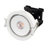 Светильник CL-SIMPLE-R78-9W Warm3000 (WH, 45 deg) (arlight, IP20 Металл, 3 года)
