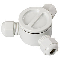 Разветвитель KLW-3 (4-10mm, IP67) (arlight, Пластик)
