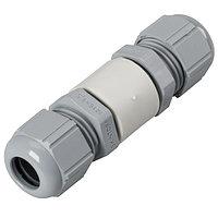 Соединитель KLW-2 (4-10mm, IP67) (arlight, Пластик)