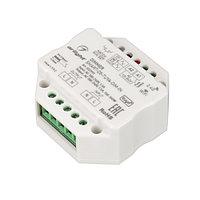 Диммер SMART-D5-TUYA-DIM-IN (230V, 1.5A, TRIAC, WiFi, 2.4G) (arlight, IP20 Пластик, 5 лет)
