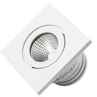 Светодиодный светильник LTM-S50x50WH 5W Warm White 25deg (arlight, IP40 Металл, 3 года)