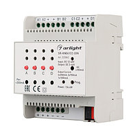 Контроллер тока SR-KN041CC-DIN (12-48V, 4x350/700mA) (arlight, -)