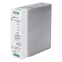 Блок питания ARV-DRP120-12 (12V, 8A, 96W) (Arlight, IP20 DIN-рейка)
