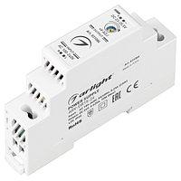Блок питания ARV-DR15-24 (24V, 0.63A, 15W) (Arlight, IP20 DIN-рейка)