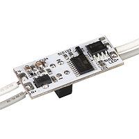 Микродиммер SR-IRIS-IRH-DIM (12-24V, 1x8A, 30x13mm) (arlight, Открытый)
