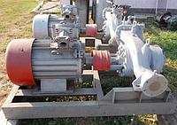 Горизонтальный центробежный насос ЦСП-57