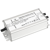 Блок питания ARPV-UH24100-PFC-0-10V (24V, 4.2A, 100W) (Arlight, IP67 Металл, 7 лет)