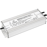 Блок питания ARPV-UH24400-PFC-0-10V (24V, 16.7A, 400W) (Arlight, IP67 Металл, 7 лет)