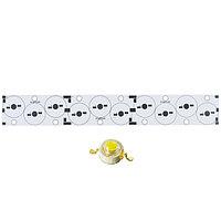 Плата 240x34-10Е Emitter (3x3x4 LED, SL80) (arlight, -)