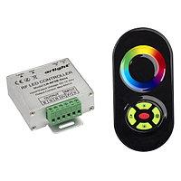 Контроллер LN-RF5B-Sens Black (12-24V,180-360W) (arlight, IP20 Металл, 1 год)