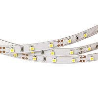 Светодиодная лента RT2-3528-60-12V Warm White (300 LED) (NormaLED, 4.8 Вт/м, IP20)