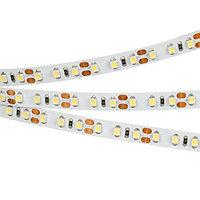 Светодиодная лента RT2-3528-120-12V Warm White (600 LED) (NormaLED, 9.6 Вт/м, IP20)