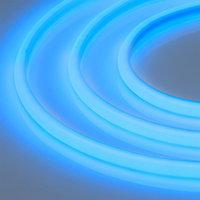 Светодиодная лента RTW-5000PWT 24V Blue 13mm (2835, 180 LED/m, High Temp) (arlight, 14.4 Вт/м, IP68)