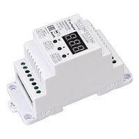 Конвертер SMART-K29-DMX512 (230V, 2x1.2A, TRIAC, DIN) (arlight, Пластик)
