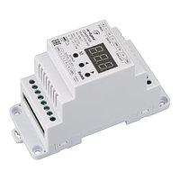 Конвертер SMART-K39-DMX (12-24V, 0/1-10V, DIN) (arlight, Металл)