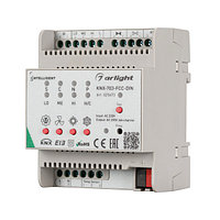INTELLIGENT ARLIGHT Контроллер фанкойла KNX-703-FCC-DIN (230V, 3x6A) (INTELLIGENT ARLIGHT, Пластик)