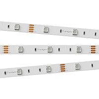 Светодиодная лента RT 2-5000 12V RGB (5060, 150 LED, LUX) (arlight, 7.2 Вт/м, IP20)