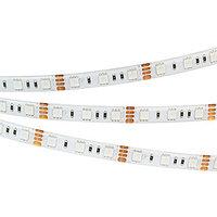 Светодиодная лента RTW-5000SE-5060-60-12V RGB (10mm, 14.4W/m, IP65) (arlight, 14.4 Вт/м, IP65)