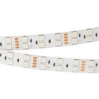 Светодиодная лента RT-B120-15mm 24V RGB (28.8 W/m, IP20, 5060, 5m) (arlight, Открытый)